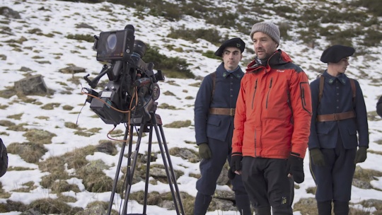 Pic du Midi - Making-of tournage
